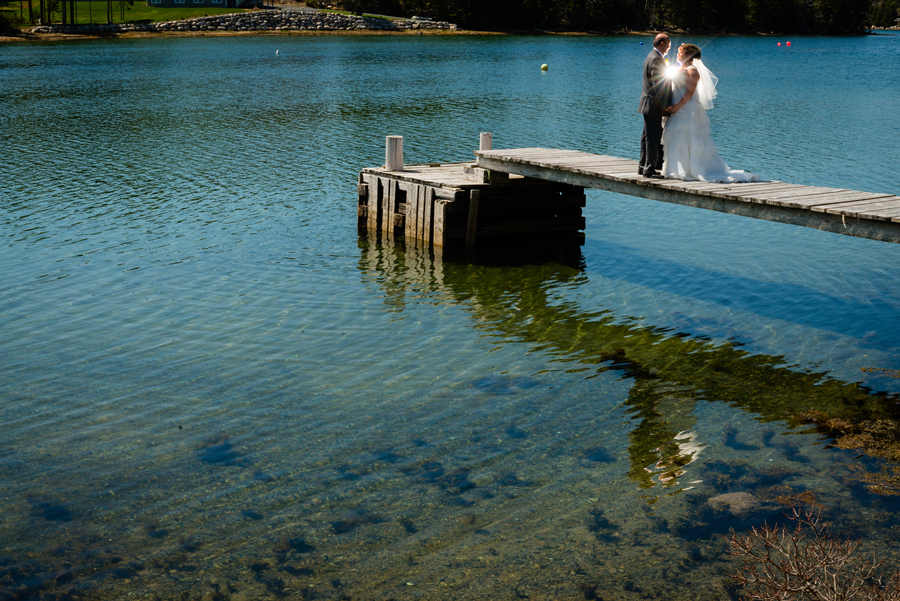 John & Gina's Springtime Shining Waters Wedding