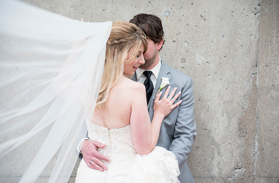 Jocelyn & Dave [Halifax Waterfront Wedding]
